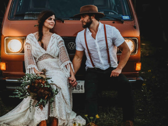 Renting a Classic or Vintage Car for a Wedding