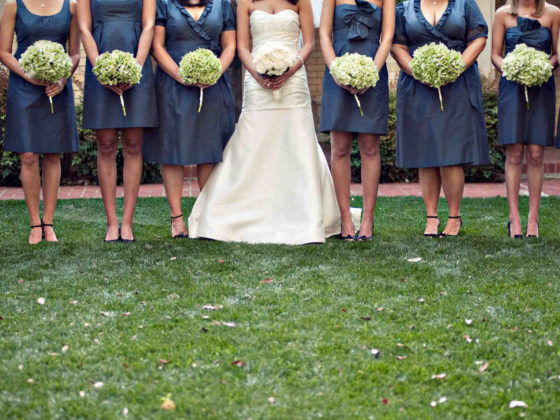 Can a Married Woman be a Bridesmaid