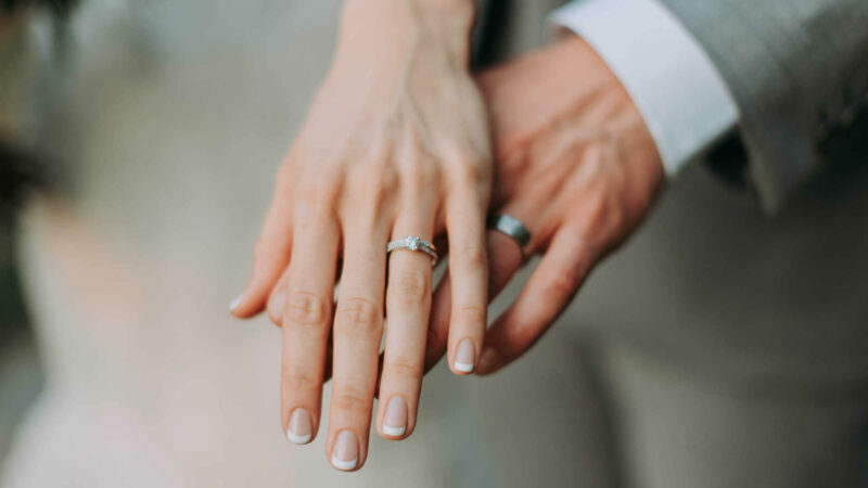 Who Pays for the Wedding Rings?