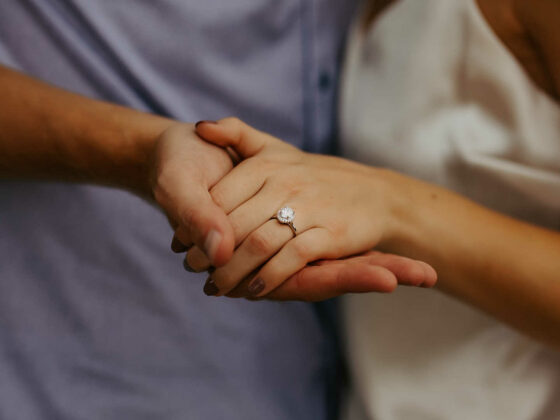 How much should you spend on an engagement ring 2021?