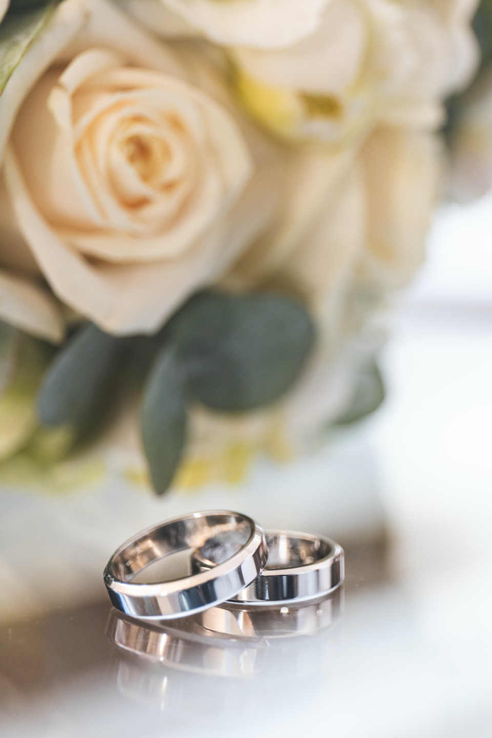 Tungsten, arguably, is the best metal for a wedding ring.
