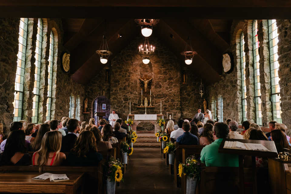 As a general rule a divorced Catholic can get married in the church as long as they manage to procure an annulment for the previous marriage.