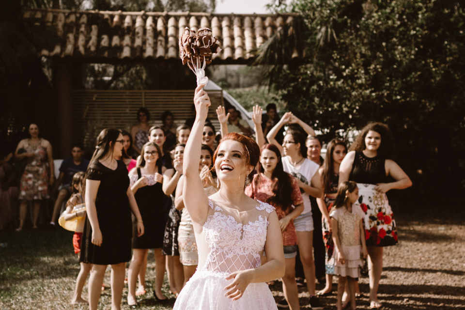 A wedding reception is an event that holds several mini-events within it