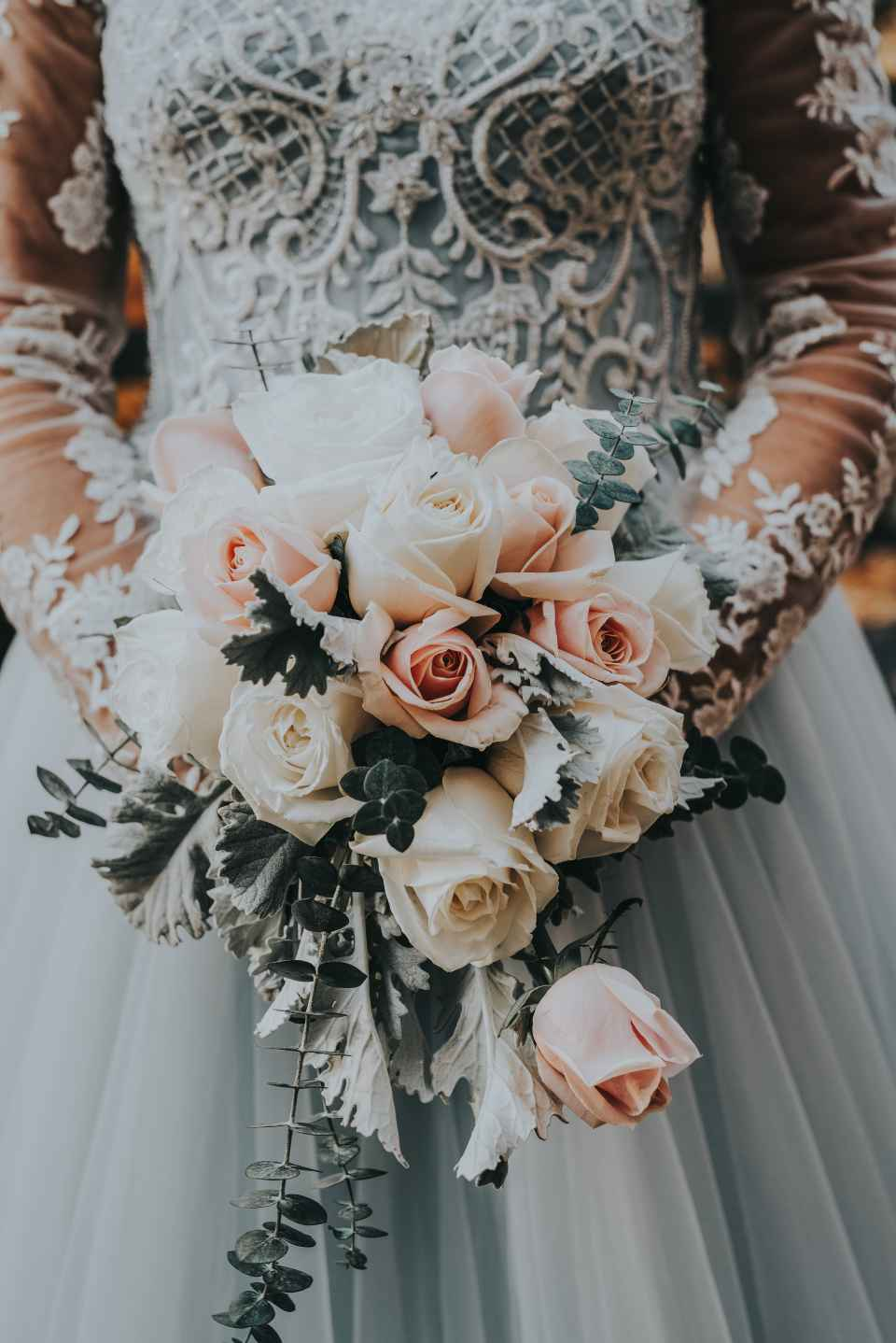 Yes, it is cheaper to make your wedding bouquets than hiring a wedding florist to do the same.